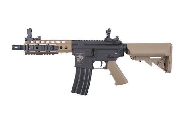 Реплика автоматической винтовки SA-C12 CORE™ - Half-Tan [Specna Arms] (для страйкбола), фото 2