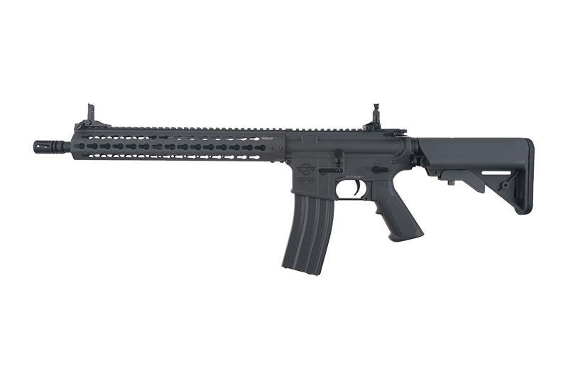 """Штурмовая винтовка CM15 KR-LPR 13"""" - Battleship Grey [G&G] (для страйкбола)"""