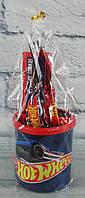 Подставка для ручек Hot Wheels HW19-205 Круглая Kite Германия