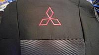 Чехлы на сиденья для Mitsubishi Pajero Sport с 2008-13 г.   с 2013-15г. с 5015-....