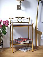 Прикроватный столик ФЛОРЕНЦИЯ (FLORENCE) ТМ МЕТАКАМ