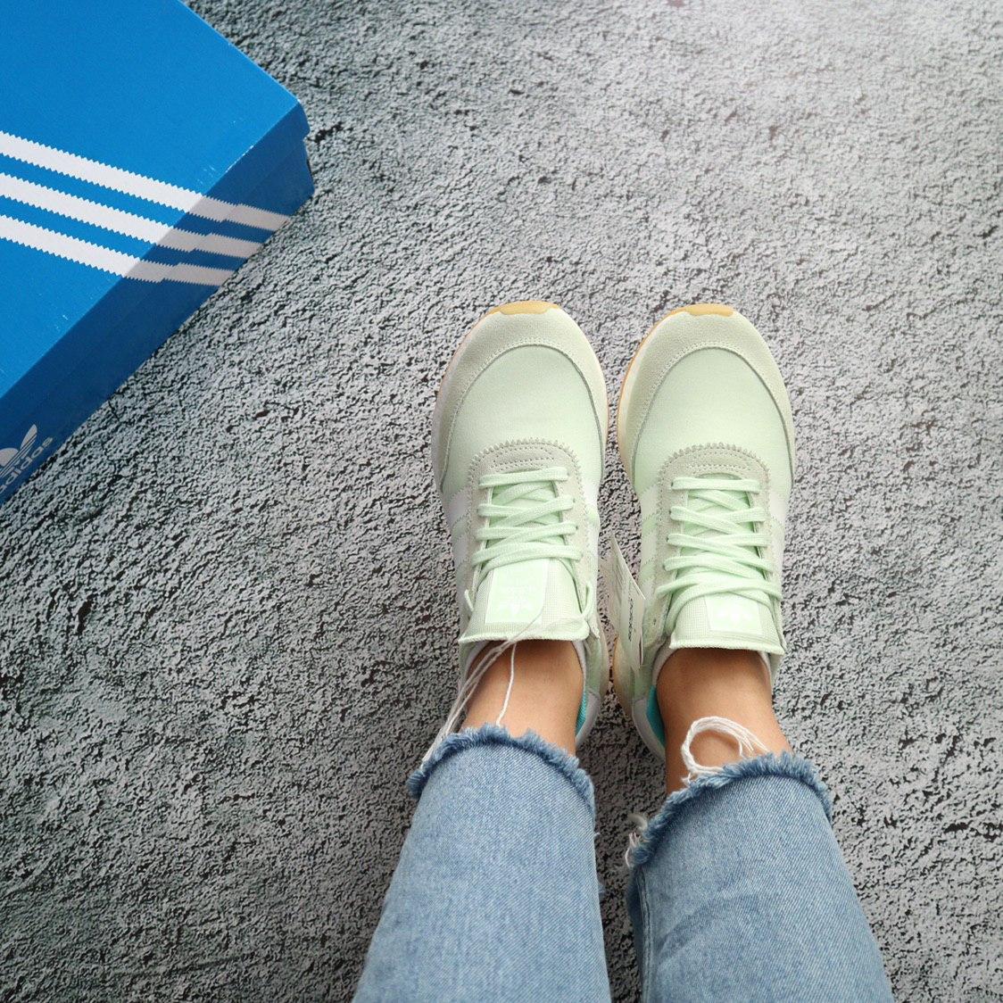 Кроссовки оригинал Adidas I-5923 W CQ2530 37 (24 см)