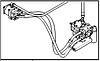 Гидронасос CNH 84607544, фото 2