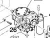 Гидронасос CNH 84607544, фото 3