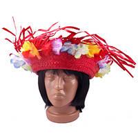 Гавайская шляпа  для вечеринки