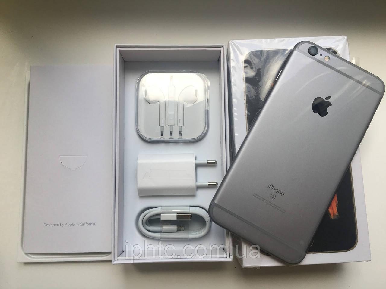 Apple iPhone 6S Plus 64GB Grey /Новый (RFB) / NeverLock Запечатан