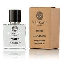 Versace Eros Men EDT 50 ml TESTER (туалетная вода Версаче Эрос Мен тестер)