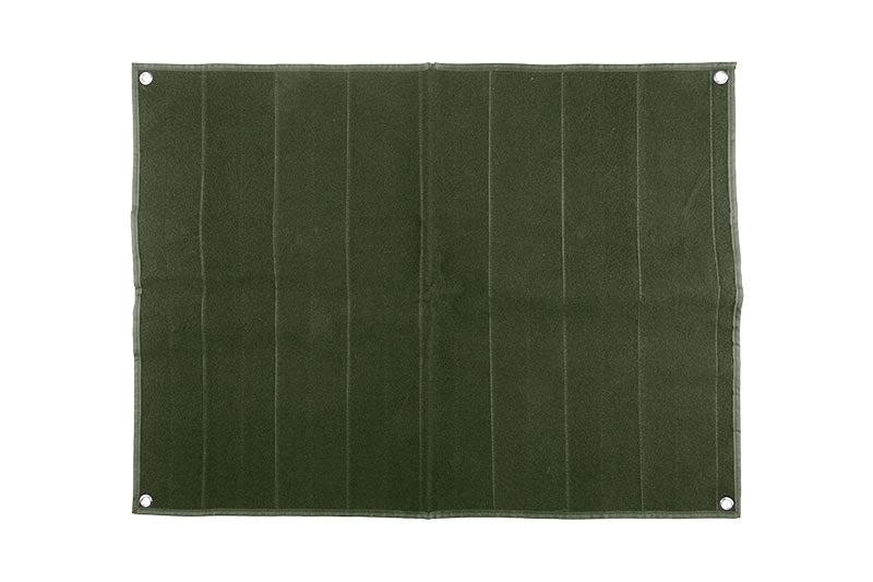 Patch Wall duży dla kolekcjonerów naszywek - olive [GFC Tactical] (для страйкбола)