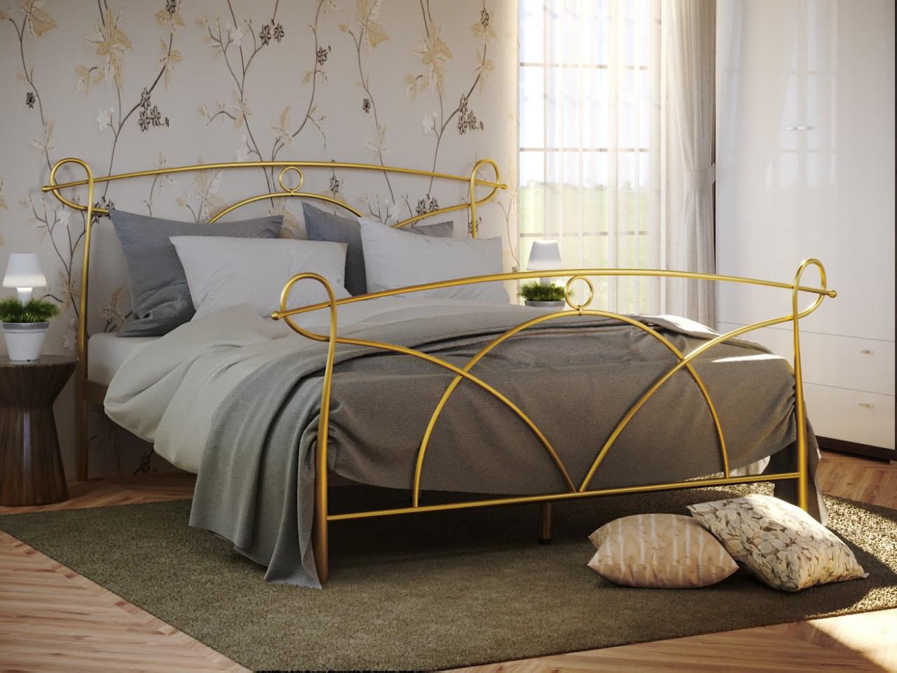 Кровать металлическая Флоренция-2 (Florencia-2 PRESTIGE)