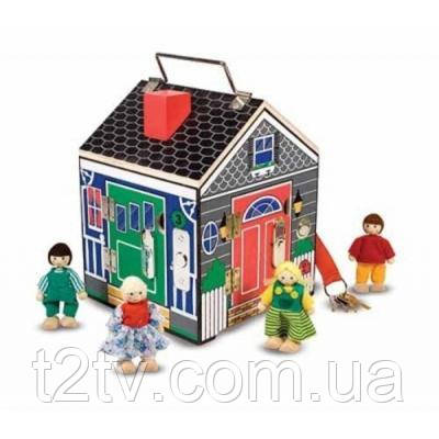 Игровой набор Melissa&Doug Музыкальный домик (12505)