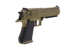 Страйкбольный пистолет CM121 - tan [CYMA] (для страйкбола), фото 3