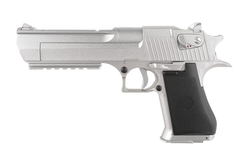 Страйкбольный пистолет CM121 - Silver [CYMA] (для страйкбола)