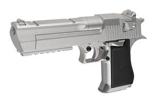Страйкбольный пистолет CM121 - Silver [CYMA] (для страйкбола), фото 3