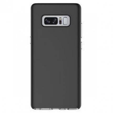 Чехол черный ТПУ для Samsung Galaxy Note 8, фото 2