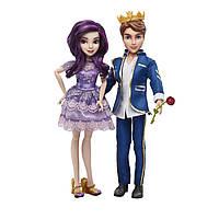 Кукла Наследники Дисней Мэл и Бен / Disney Descendants 2-Pack Mal and Ben