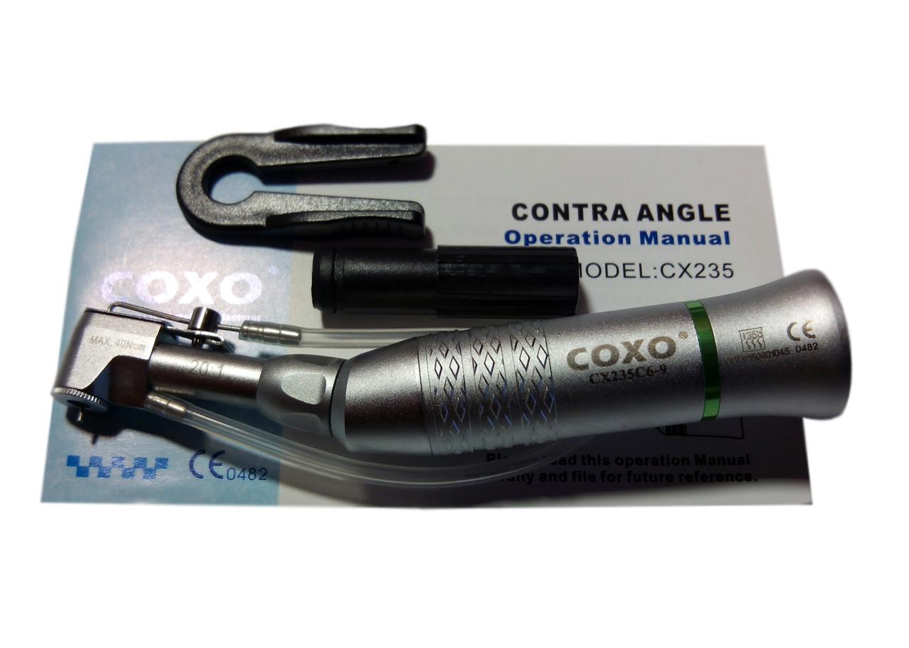COXO 20:1 угловой наконечник понижающий хирургический, фото 1
