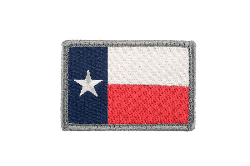 Нашивка Texas Flag - Full Color [MIL-SPEC MONKEY] (для страйкбола)
