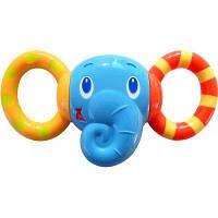 Прорезыватель Kids II Хрустящий слоненок (9177)
