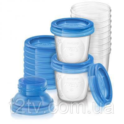 Контейнер для хранения грудного молока Philips AVENT SCF618/10