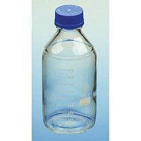 2070/М/100 ml Бутыль для реактивов c град. ПП крышка (узк. горло, св. стекло) SIMAX, Чехия