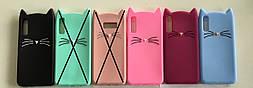 Чехол 3D Animal для Samsung Galaxy M30 Cat