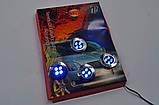 Подсветка салона автомобиля, багажника, бампера, днища / комплект 4 пуговицы, фото 3