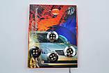 Подсветка салона автомобиля, багажника, бампера, днища / комплект 4 пуговицы, фото 5