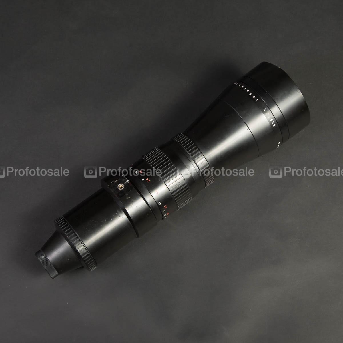 Meyer Optik Gorlitz 500mm f5.6