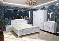 """Спальная мебель """"Ванесса эко """"."""
