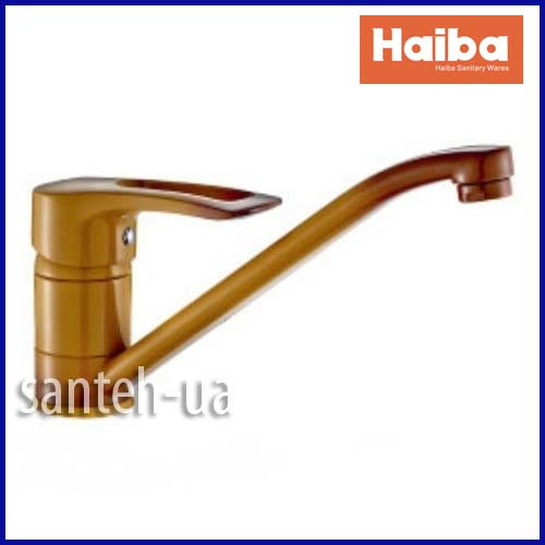 Смеситель для кухни HAIBA HANSBERG 004 COFFEE HB0179