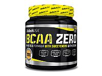 Аминокислоты БЦАА Biotech Bcaa Zero 360g (зеленое яблоко)