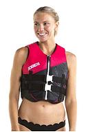 Жилет страхувальний Nylon Vest Women Hot Pink, фото 1