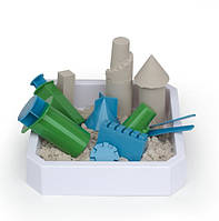 Песочница пластиковая  27х27х6мм  Waba fun