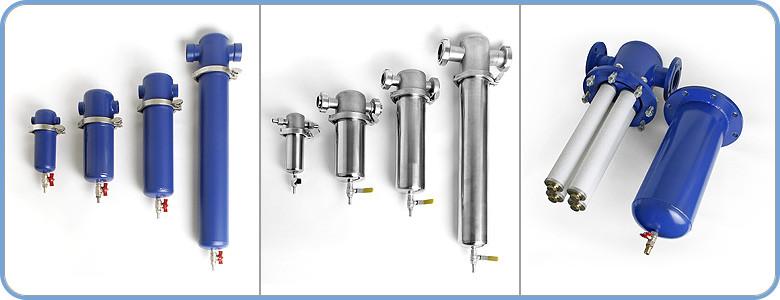 Фильтры очистки газов ФСВ-П, ФСВ-О, ФСВ-Т