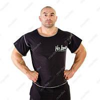No Limits, Размахайка Athletics Classic Workout Top MD6022 черная, фото 1