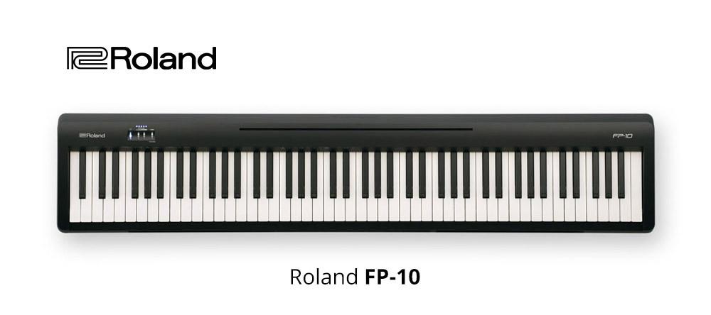 Цифровое пианино Roland FP-10