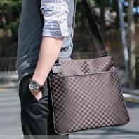 Практичная сумка под планшет. Недорогая сумка. Качественная сумка. Интернет магазин. Купить сумку.  Код: КСМ1