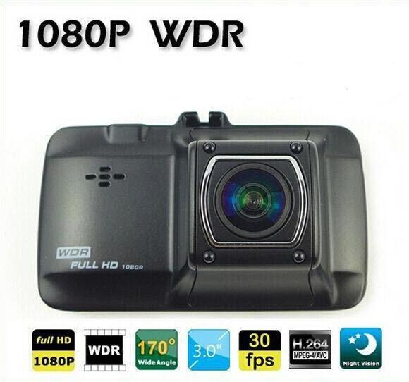 Авто Видеорегистратор Vehicle BlackBox WDR Full HD 1080P 5Mp