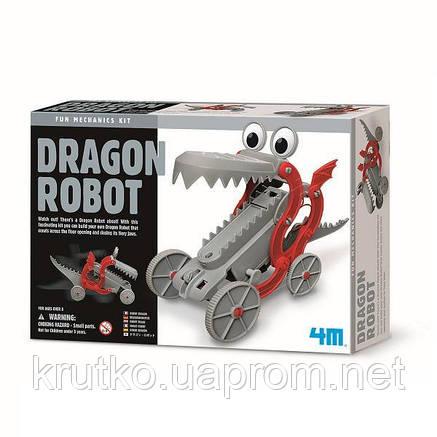 Набор для творчества 4M Робот-дракон (00-03381), фото 2