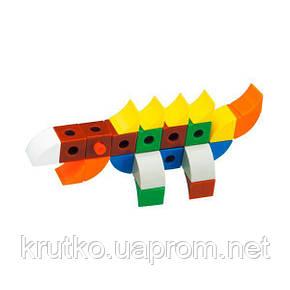 Конструктор Gigo Динозавры - Мини (7420), фото 2