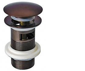 Донный клапан WELLE C21042-RC д/раковины
