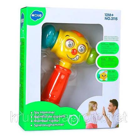 Игрушка Hola Toys Веселый молоток (3115), фото 2