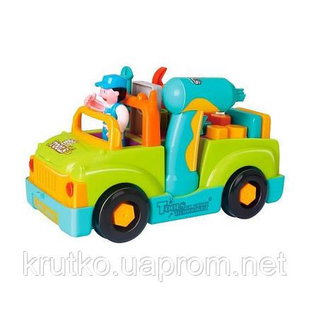 Игрушка Hola Toys Грузовик с инструментами (6109), фото 2