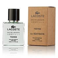 Lacoste Eau de Lacoste L.12.12 Vert EDP 50ml TESTER (парфюмированная вода Лакоста О Де Лакосте Л.12.12 Верт тестер)