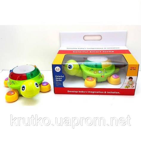 """Игрушка-сортер Huile Toys """"Черепаха"""" (596), фото 2"""