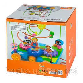 "Лабиринт Viga Toys ""Машинка"" (50120), фото 2"