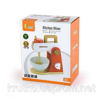 """Игрушка Viga Toys """"Кухонный миксер"""" (50235), фото 2"""