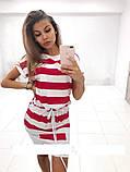 Летнее женское платье с карманами,ткань вискоза,размеры:42-44,46-48., фото 3