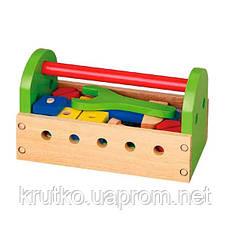 """Набор Viga Toys """"Ящик с инструментами"""" (50494), фото 2"""