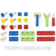 """Набор Viga Toys """"Ящик с инструментами"""" (50494), фото 3"""